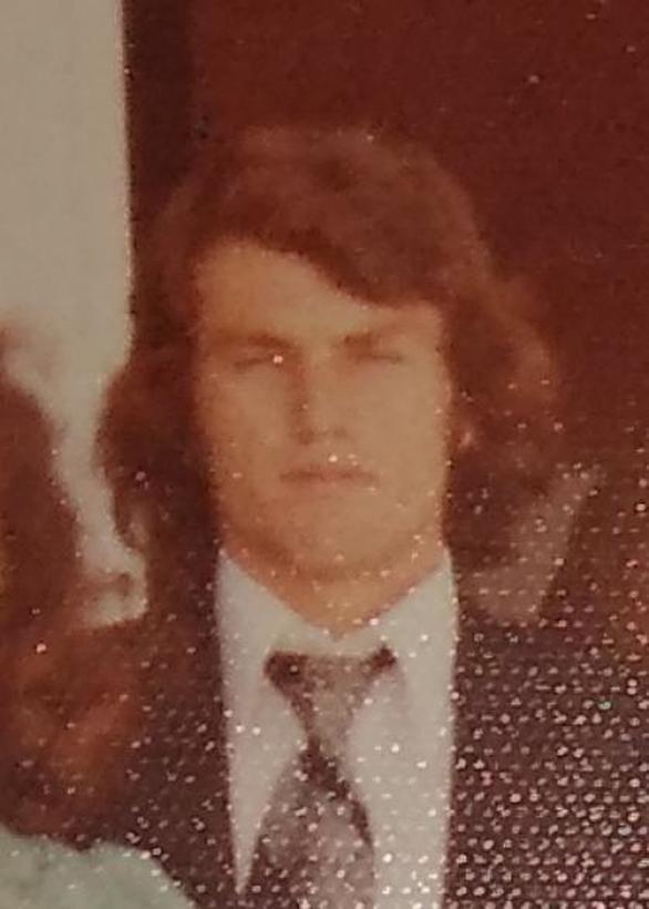 Ο Δημήτρης Σταθόπουλος σε νεαρή ηλικία