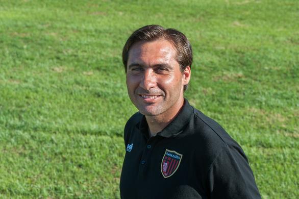 Ηλίας Κυριακίδης (Συνεργάτης Προπονητή)