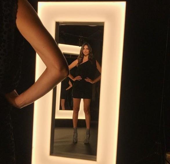 Ηλιάνα Παπαγεωργίου - Εμείς στην Πάτρα τη θέλουμε απλά... top model! (pics)