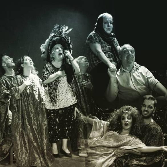 """""""Τα σκουπίδια"""" του Γιάννη Ξανθούλη στην Πάτρα για τρεις μόνο παραστάσεις!"""