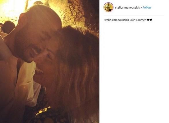Η νέα φωτογραφία της Μαρίας Ηλιάκη με το σύντροφό της!