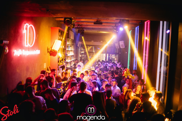 Friday night at Magenda 19-10-18