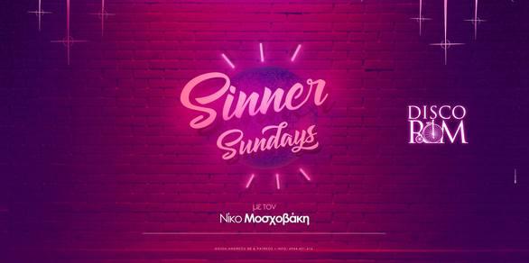 Sinners Sundays at Disco Room