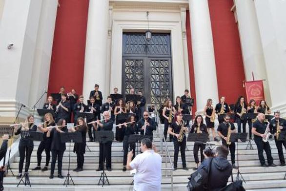 Με ιδιαίτερη επιτυχία έλαβε μέρος η Μικτή Χορωδία της Πολυφωνικής στο 7ο Χορωδιακό Φεστιβάλ!