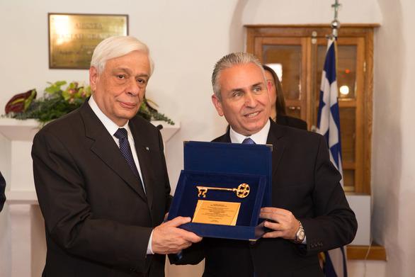 Τα Καλάβρυτα θα επισκεφθεί στις 13 Δεκεμβρίου ο Προκόπης Παυλόπουλος