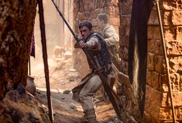 """Η ιστορία του """"Ρομπέν των Δασών"""" έρχεται στις κινηματογραφικές αίθουσες (pics+video)"""