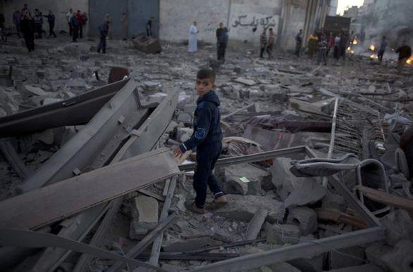 Ισραήλ - Αντίποινα στις ρουκέτες που εκτόξευσε η Γάζα εναντίον του (φωτο)