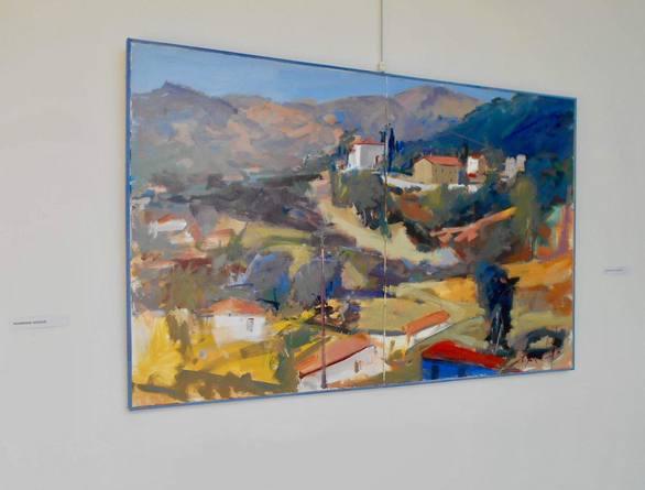 Το... Πανόραμα της Πάτρας μέσα από τη ματιά 16 καλλιτεχνών (pics)