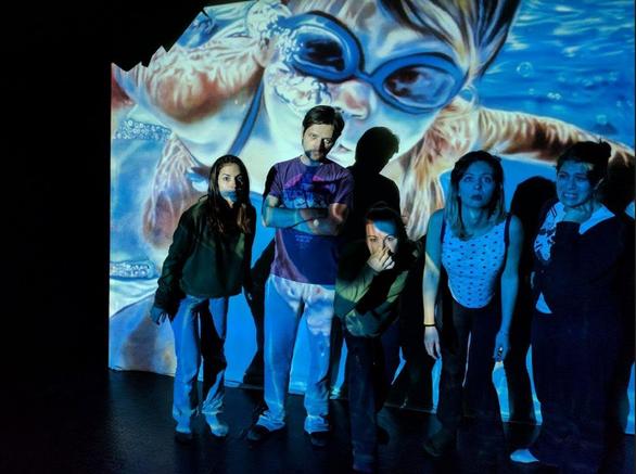 """""""Η Τέχνη του Ηθοποιού - Σεμινάριο με τη Σίσσυ Δουτσίου"""" στο Θέατρο Act"""