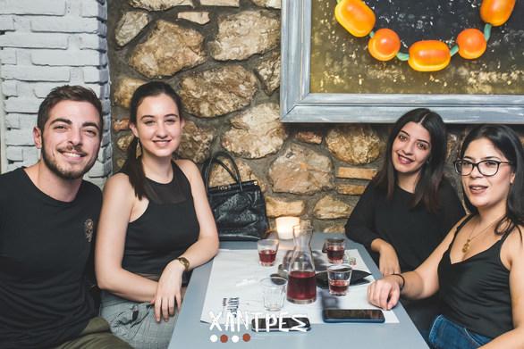 Dj Giannis Kokkalis & Sakis στις Χάντρες 01-11-18
