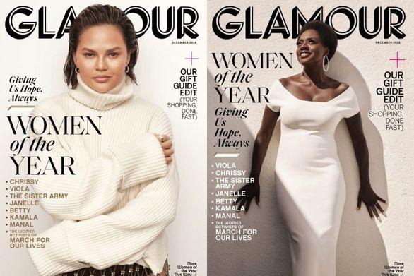 Chrissy Teigen - Viola Davis - Janelle Monáe: Αναδείχθηκαν γυναίκες της χρονιάς