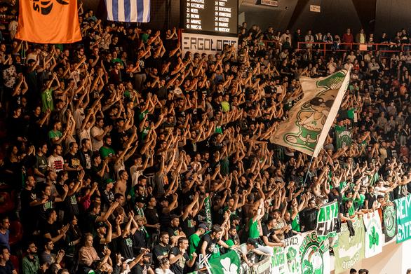 H Πάτρα αγκάλιασε για τα καλά τον Προμηθέα - Highlights από το ματς με τον ΠΑΟ