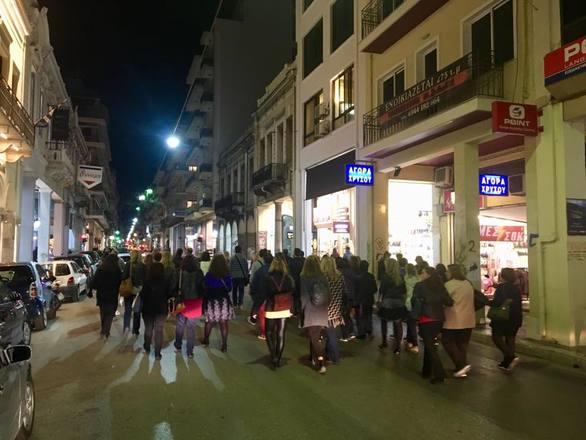 Πάτρα - τώρα: Πορεία από τους συμβασιούχους του Πανεπιστημίου