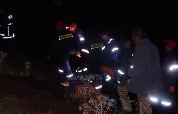 Aχαΐα: Nεκρός κτηνοτρόφος εντοπίστηκε σε χαράδρα (pics)