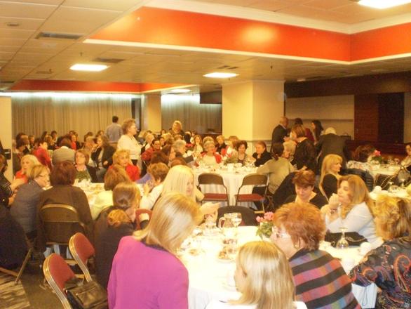 Πάτρα: Ο Γιώργος Μαυραγάνης έδωσε το παρόν σε εκδήλωση για τα προβλήματα των γυναικών (φωτο)