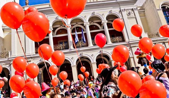 Το Πατρινό Καρναβάλι επί τάπητος - Προ καρναβαλικό συνέδριο από τον ΣΚΕΑΝΑ