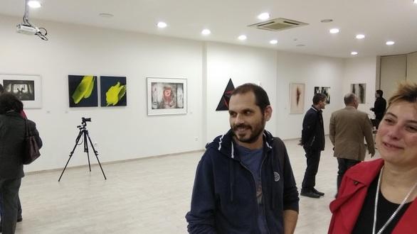 """Πάτρα - Με μεγάλη επιτυχία πραγματοποιήθηκαν τα εγκαίνια της έκθεσης """"Αντανακλάσεις Καταγωγής"""" (φωτο)"""