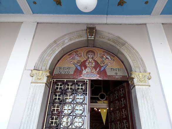 Προσκύνημα στην Παναγία Τρυπητή (pics)