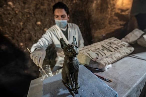 Σημαντική ανακάλυψη από αρχαιολόγους στην Αίγυπτο (φωτο)