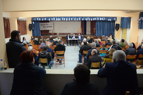 Πάτρα: Πραγματοποιήθηκε η λαϊκή συνέλευση του Νοτίου Διαμερίσματος