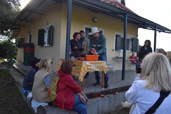 Αχαΐα: Μια ξεχωριστή εμπειρία έζησαν τα μέλη της Κοινοτοπίας (φωτο)