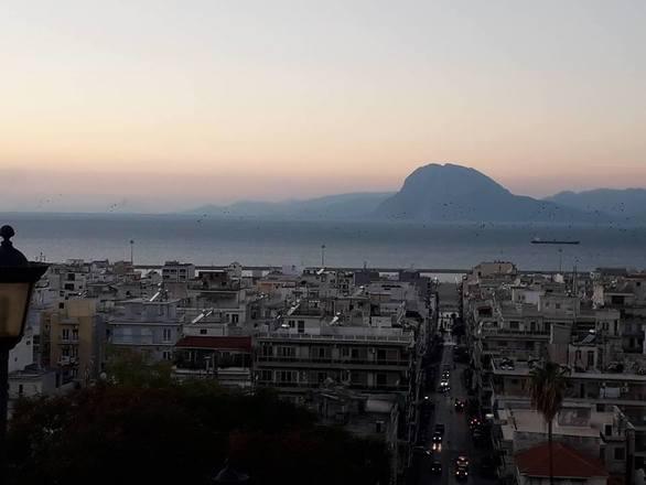 Το ακαταμάχητο ηλιοβασίλεμα της Πάτρας (pics)