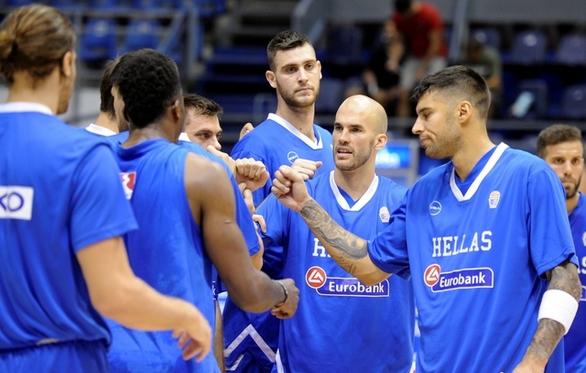 Η Πάτρα ετοιμάζεται να υποδεχθεί την αγαπημένη Εθνική ομάδα μπάσκετ!