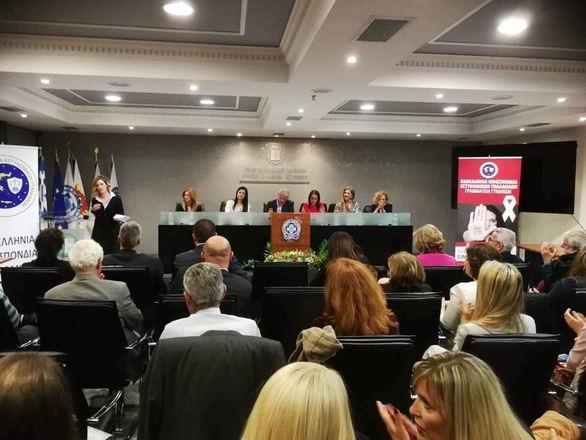 Ο Άγγελος Τσιγκρής μίλησε σε εκδήλωση της Ελληνικής Αστυνομίας (pics)