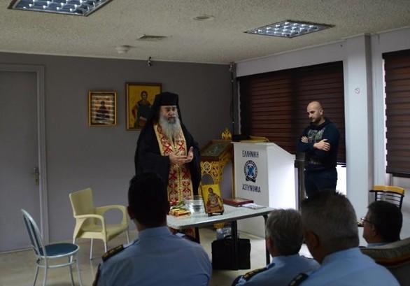 Ο Νεκτάριος Κιούλος επισκέφθηκε τη Γενική Περιφερειακή Αστυνομική Διεύθυνση Δυτικής Ελλάδος και τη Διεύθυνση Αστυνομίας Αχαΐας