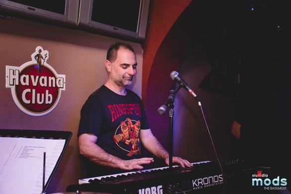 Ένα διαφορετικό live στο Studio 46, με το ξεχωριστό στυλ των LiLo the Band!