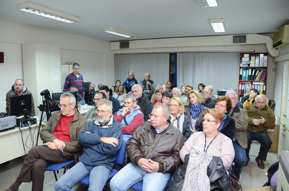 "K. Πελετίδης: ""Πιέζουμε για αντιπλημμυρικά έργα στον Άγιο Βασίλη"" (pics)"
