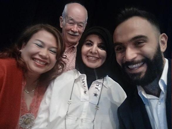Με επιτυχία ολοκληρώθηκε η ομιλία του Ευάγγελου Μποχατζιάρ