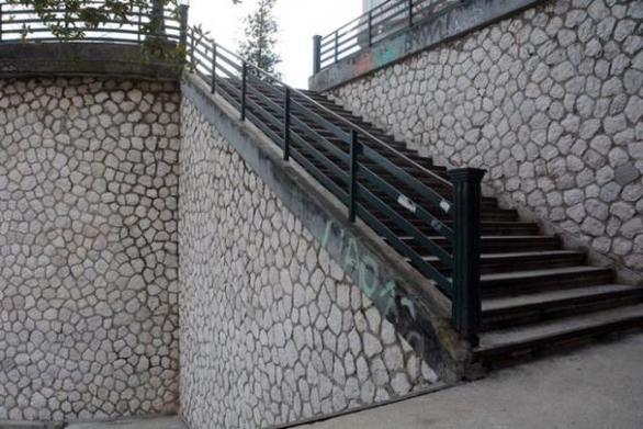 Οι σκάλες της Πάτρας!