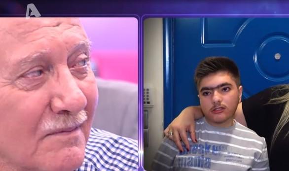 """Συγκίνησε ο αγαπημένος παππούς των Πατρινών μαθητών στην εκπομπή """"Πάμε πακέτο"""" (pics+video)"""