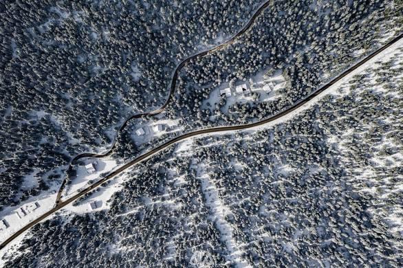 Λιβάδι Παρνασσού - Μια ξεχωριστή χειμερινή… γειτονιά! (φωτο)