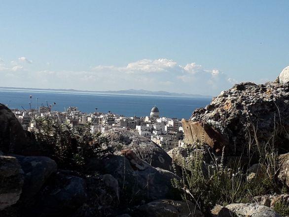 Η εκπληκτική θέα από το Κάστρο της Πάτρας (pics)