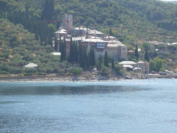 """Στέλιος Αναστασίου - Από την Πάτρα στο """"περιβόλι της Παναγιάς"""", στο Άγιο Όρος (pics+video)"""