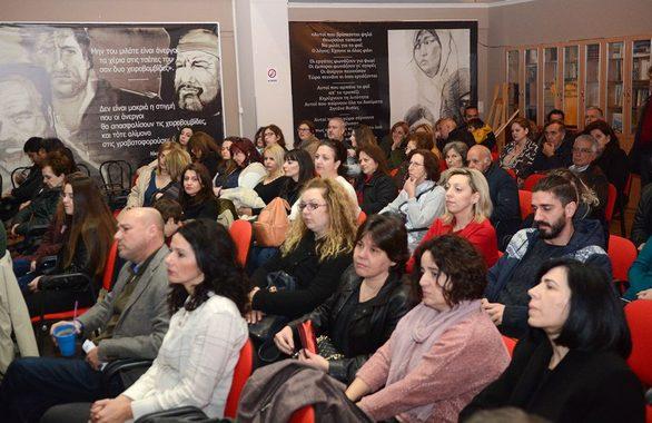 """Κ. Πελετίδης: """"Εμπόδιo στο έργο μας αποτελεί η κρατική υποχρηματοδότηση"""" (pics)"""