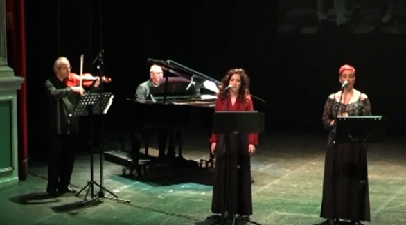 """Χριστουγεννιάτικη Συναυλία """"Τα όπλα σωπάστε… ν' ακουστούν οι ευχές"""" στο Δημοτικό Θέατρο «Απόλλων»"""