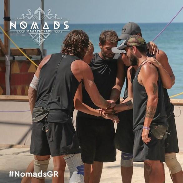 Πότε θα μεταδοθεί ο μεγάλος τελικός του Nomads;