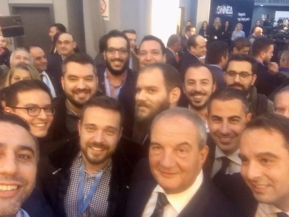 """Θ. Παπαθανάσης: """"Η Νέα Δημοκρατία εγγυάται την αλλαγή πορείας για τη χώρα μας"""" (pics)"""