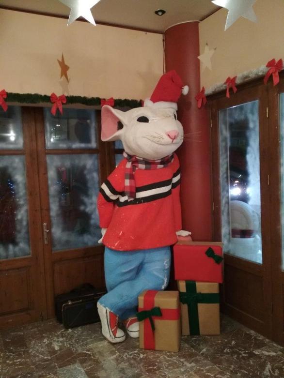 Αιγείρα: Άνοιξε το Χριστουγεννιάτικο κέντρο του Πολιτιστικού Συλλόγου (pics)