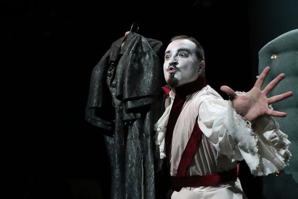 """""""To Φάντασμα του Κάντερβιλ"""" στο Δημοτικό Θέατρο Απόλλων"""