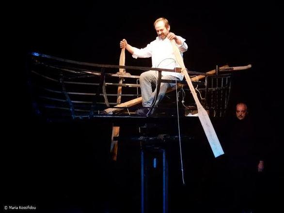 """""""Ο Γέρος και η Θάλασσα"""" - Μια από τις καλύτερες Πατρινές παραστάσεις των τελευταίων ετών"""