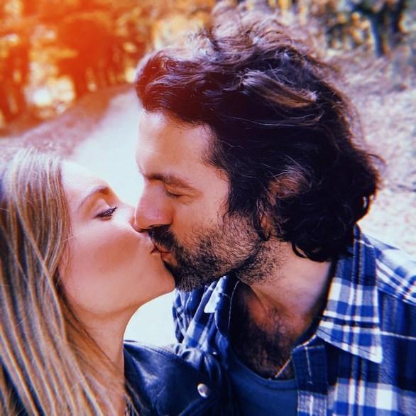 Αθηνά Οικονομάκου: H τρυφερή φωτογραφία με το σύζυγό της που δημοσίευσε!
