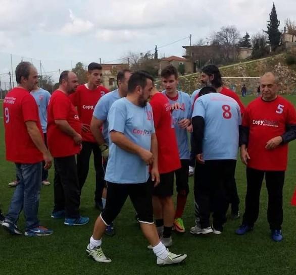 Αχαΐα: Πραγματοποιήθηκε ο 1ος Φιλανθρωπικός Αγώνας Δήμου Ερυμάνθου