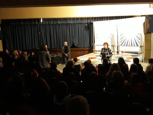 """Πλήθος κόσμου παρακολούθησε το """"ΜΑΜ"""" στα Ζαρουχλέικα της Πάτρας! (φωτο)"""