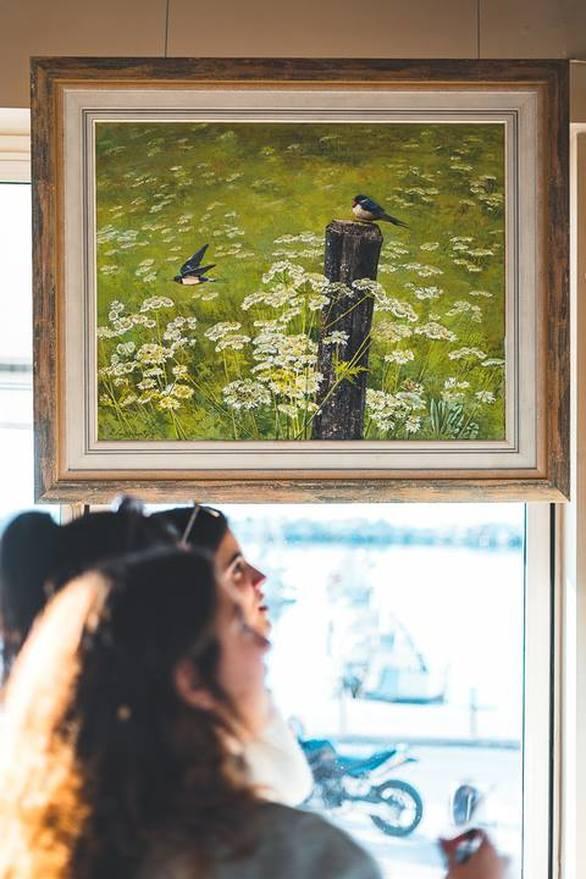 Έμπνευση και φαντασία στο Pas Mal - Έργα τέχνης που απογειώνουν τις αισθήσεις