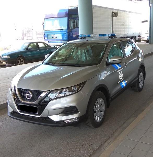 Ο ΟΛΠΑ δώρισε δύο οχήματα στο Κεντρικό Λιμεναρχείο Πάτρας (φωτο)