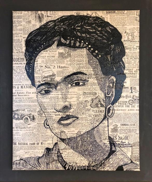 """Ομαδική Έκθεση Ζωγραφικής """"Marianne"""" στον Ελληνο-Γαλλικό Σύνδεσμο"""